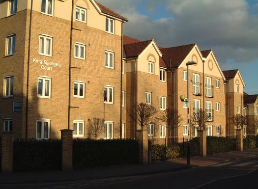 King Georges Court, Eastwood Road Rayleigh