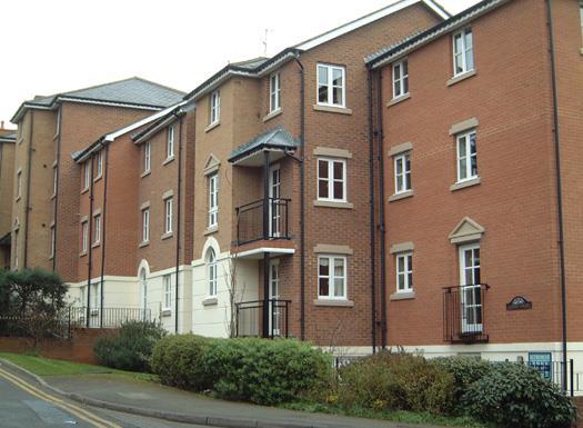 Albion Court, Albion Place, Derngate Northampton