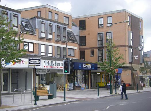 Homemill House I, Station Road New Milton