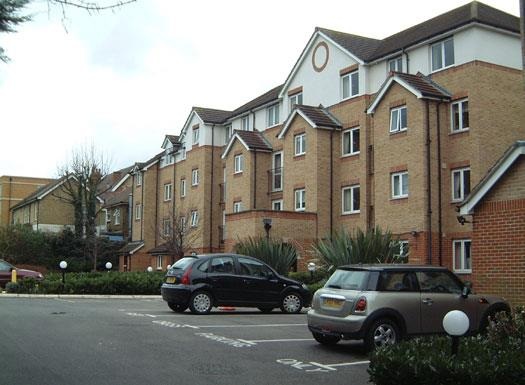 Marlborough Court, Cranley Gardens Wallington