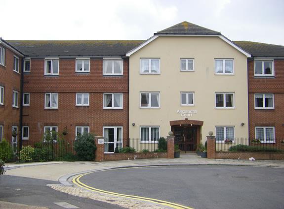 Alexandra Court, St Peters Close Hove