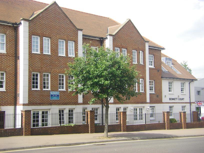 Bennett Court, Station Road Letchworth