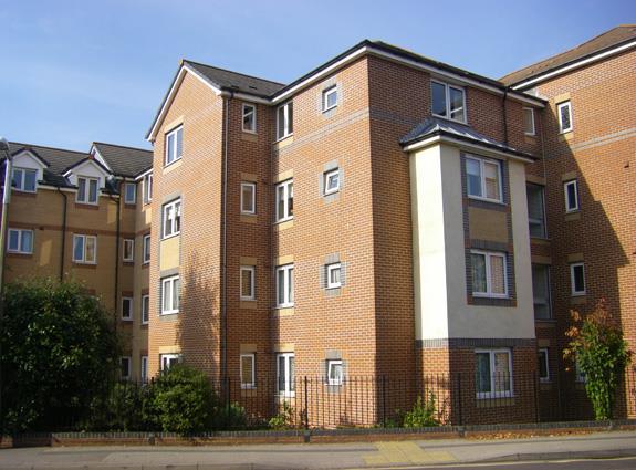 Oakley Court, Oakley Road, Shirley Southampton