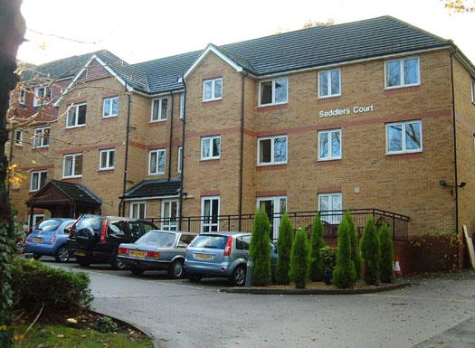 Saddlers Court, Mount Hill, South Street Epsom