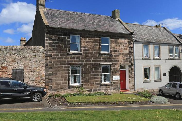 Abbeyfield House Berwick-upon-Tweed, 4 Bankhill Berwick-upon-Tweed