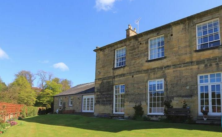 Abbeyfield House, 17 Dial Place Warkworth