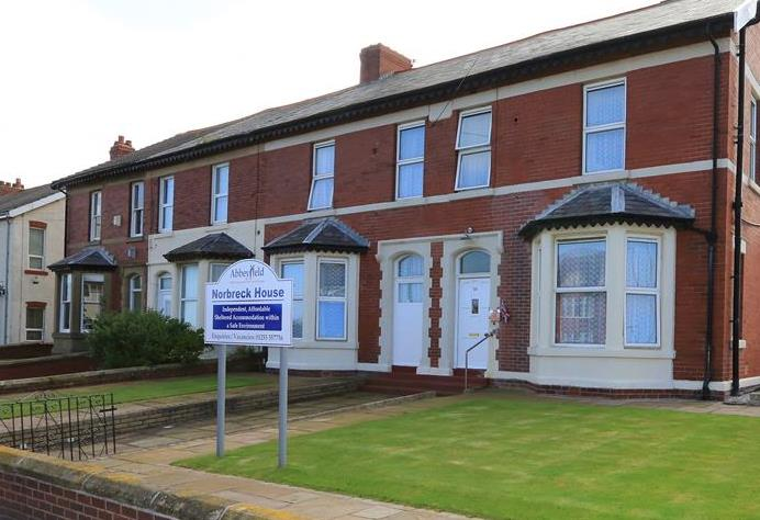 Norbreck House, 88/90 Norbreck House Blackpool