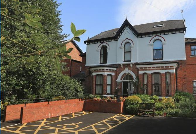 Ruby Moore House, 58 Freshfield Road  Formby