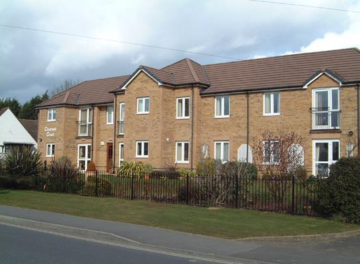 Cherwell Court, Banbury Road Kidlington
