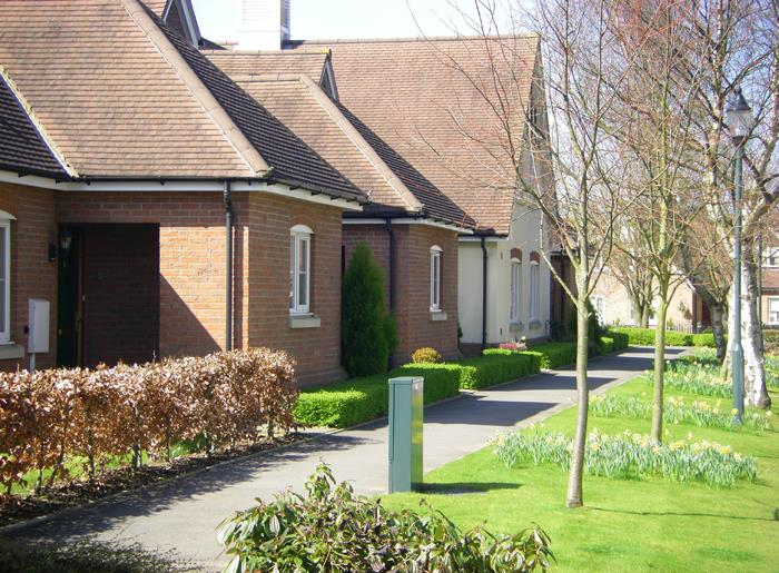 Lime Tree Village, Cawston House, Cawston Village Rugby