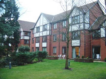 Parkfield Court, Barlow Moor Road Didsbury