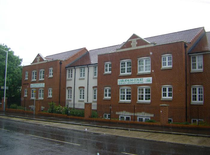 Laburnham Court, Harefield Road Uxbridge
