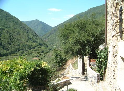 Colletta di Castelbianco**, Strada Provinciale14, 140 Albenga