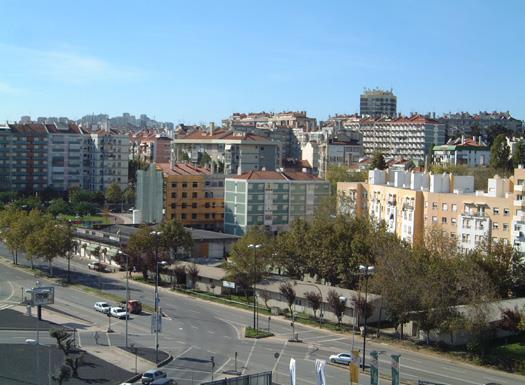 Complexo Integrado de Saude da Luz, Avenida Marechal Teixeira Rebelo Lisbon