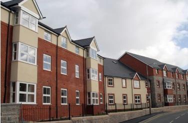 Tannery Court, Water Street Abergele