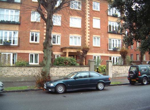 Pegasus Court, St Leonards Road Eastbourne