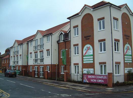 Myddleton Court, Upper Rainham Road Romford