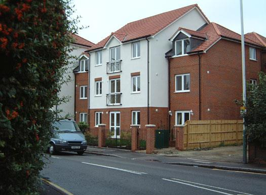 Myddleton Court, Upper Rainham Road Hornchurch
