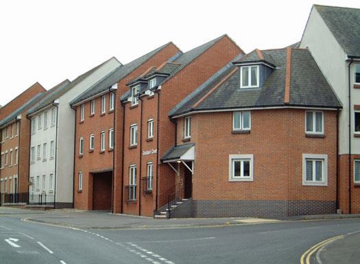 Goddard Court, Cricklade Street Swindon