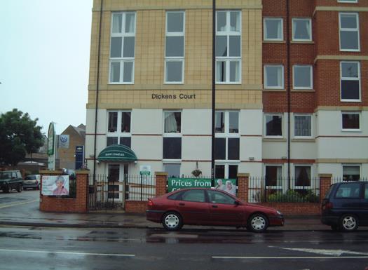 Dickens Court, Eastern Esplanade, Cliftonville Margate