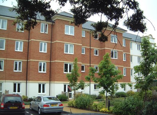 Darwin Court, Harold Road, Cliftonville Margate