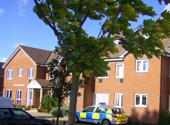 Stevens Court, Reading Road Winnersh