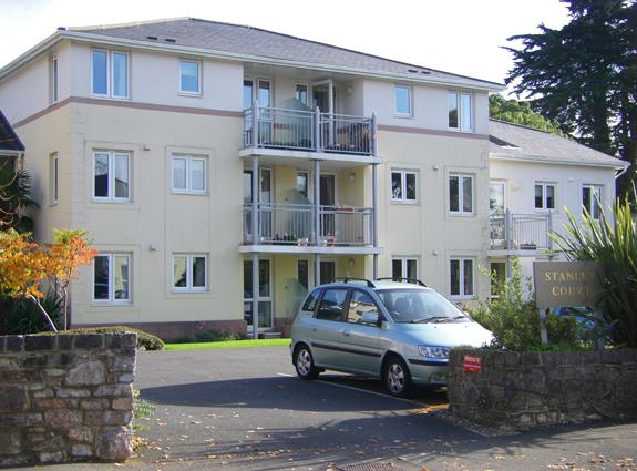 Stanley Court, Stanley Road, St Marychurch Torquay