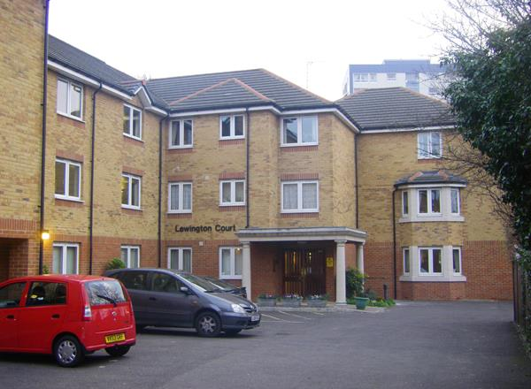 Lewington Court, Hertford Road Enfield