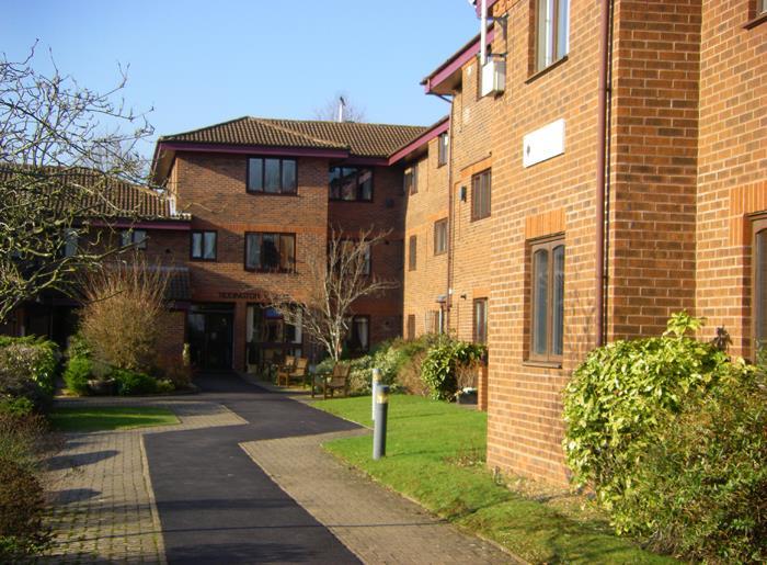 Tiddington Court, Knights Lane Tiddington