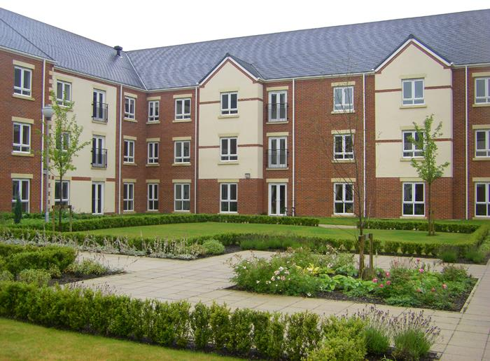 Buckshaw Retirement Village, The Court, Central Avenue, Euxton Chorley