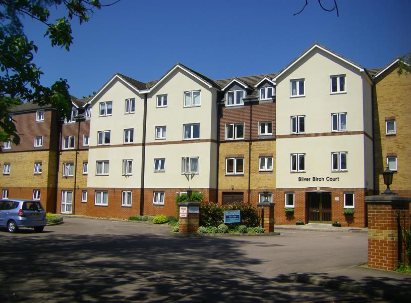 Silver Birch Court, Friends Avenue Cheshunt