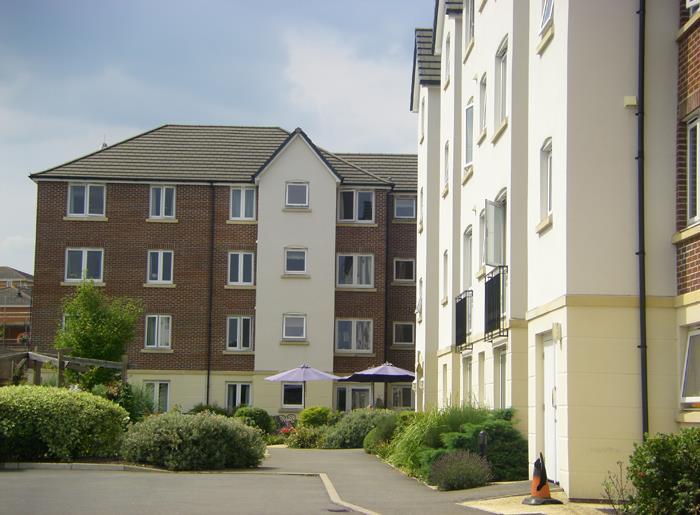 Kingsley Court, Windsor Way, Arthur Street Aldershot