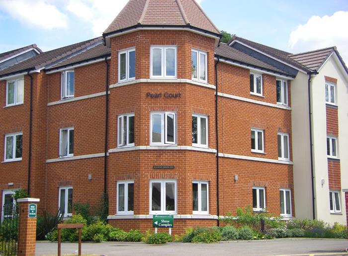 Pearl Court, Croft Road, Walton Street Aylesbury