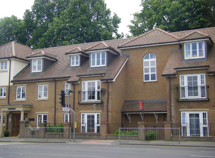 Gilhams Court, High Street Berkhamsted