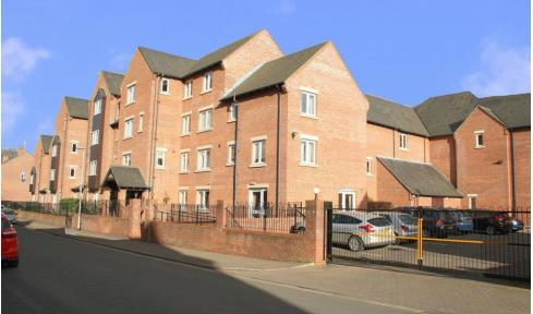 Riverway Court, Recorder Road Norwich