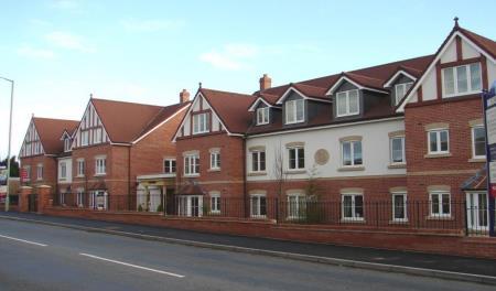 Pegasus Court , Salterton Road Exmouth