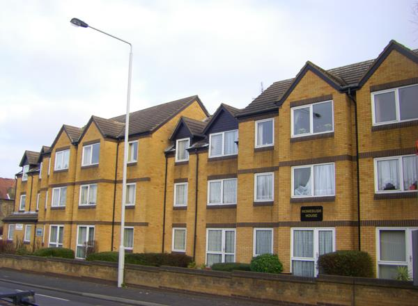 Homebush House, Kings Head Hill Chingford