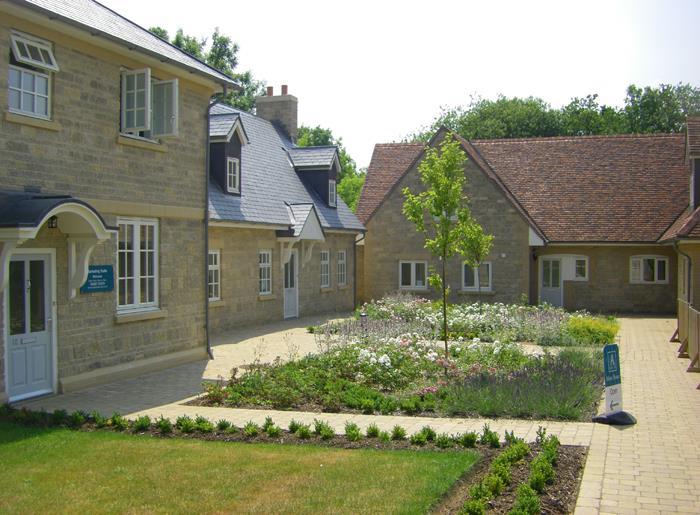 Audley Mote Retirement Village, Mote Park Maidstone
