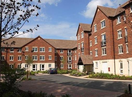 Mellor Lodge , Town Meadows Way Uttoxeter