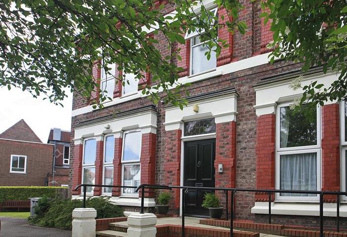 Abbeyfield House Birkenhead, 65 Prenton Road West, Prenton Birkenhead