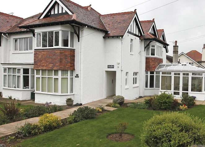 Abbeyfield House Colwyn Bay, 71 Rhos Road Rhos on Sea