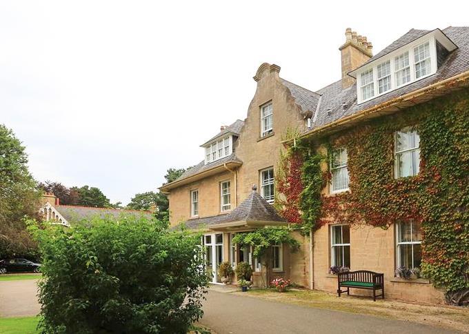 Davidson Villa, 59 Seabank Road Nairn