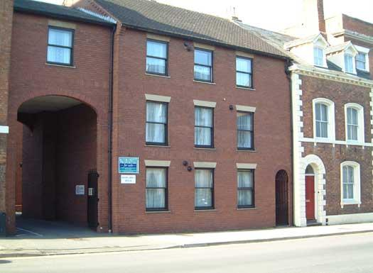 Homeabbey House, High Street Tewkesbury