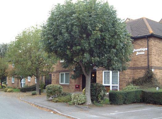 Homefayre House, Western Road Fareham