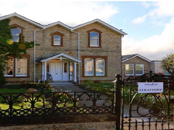 Strathdee, 94 St Mary Street Kirkcudbright
