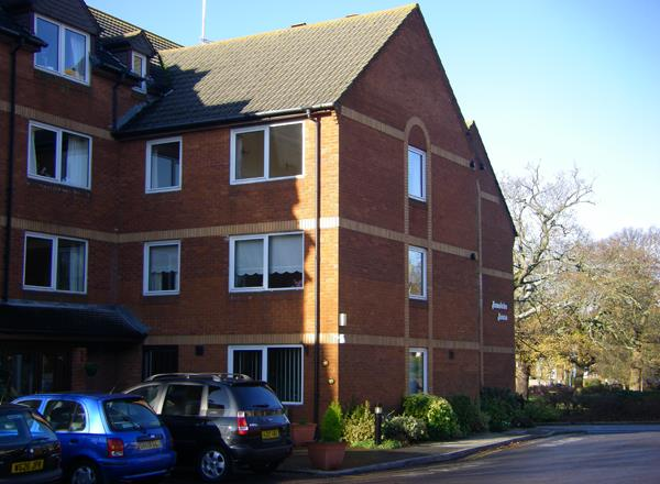 Homelake House, 40 Station Road, Parkstone Poole