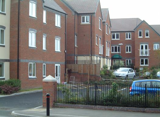 Whittingham Court, Tower Hill, Worcester Road Droitwich